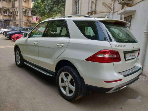 Used 2013 Mercedes Benz M Class AT for sale in Mumbai -4