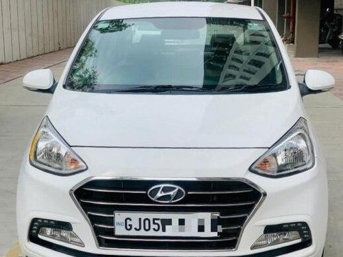 Used Hyundai Xcent 1.2 CRDi S 2017 MT for sale in Surat -0