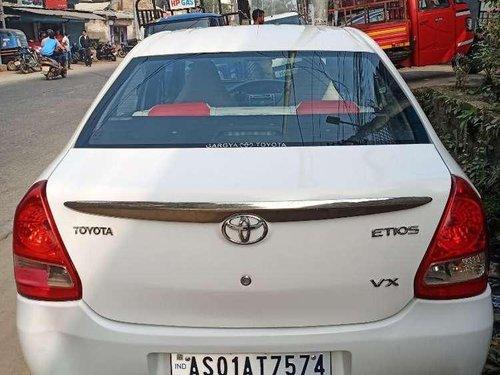 Used Toyota Etios VX, 2011 MT for sale in Guwahati