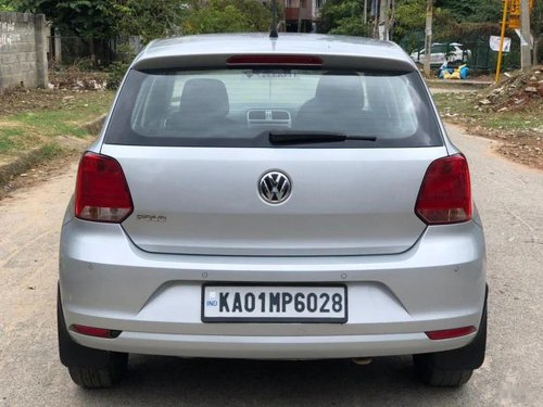 Volkswagen Polo Petrol Highline 1.2L 2017 MT in Bangalore
