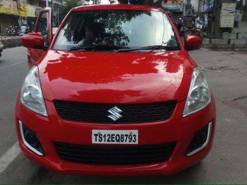 Used 2016 Maruti Suzuki Swift LDI MT in Hyderabad