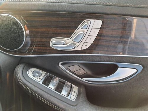 Used 2016 Mercedes Benz GLC AT for sale in Mumbai