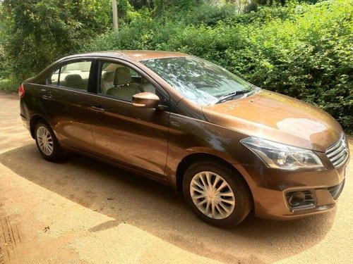 Used 2017 Maruti Suzuki Ciaz S MT for sale in Bangalore