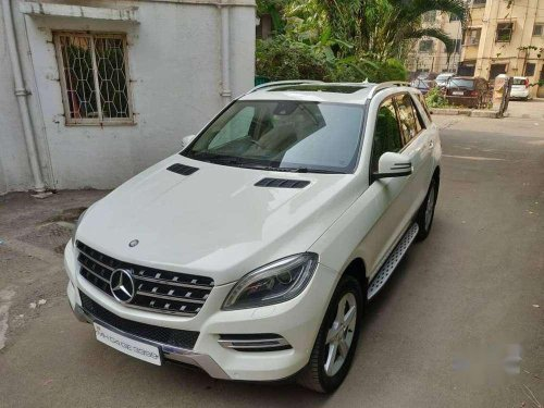 Used 2013 Mercedes Benz M Class AT for sale in Mumbai -11