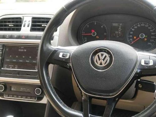 Used 2017 Volkswagen Vento AT for sale in Hyderabad