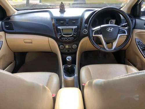Used 2014 Hyundai Verna MT for sale in Chandigarh