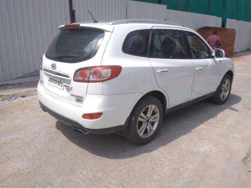 Hyundai Santa Fe 2 WD, 2013, MT for sale in Hyderabad