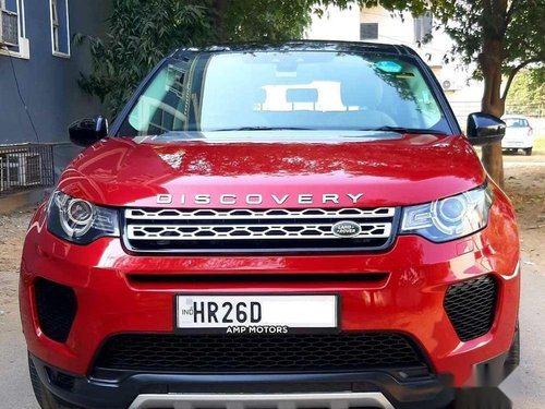 2018 Land Rover Discovery AT for sale in Hyderabad