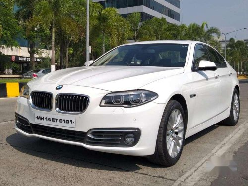2014 BMW 5 Series 520d Luxury Line AT for sale in Mumbai