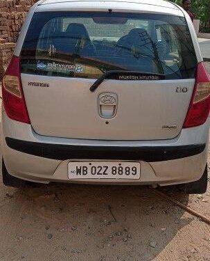 Used Hyundai i10 2008 MT for sale in Kolkata