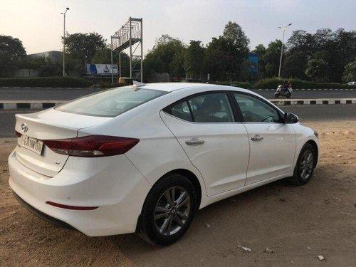 Used Hyundai Elantra 1.6 SX Option AT 2018 AT in Ahmedabad