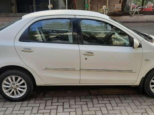 Used Toyota Etios V 2012 MT for sale in Pune