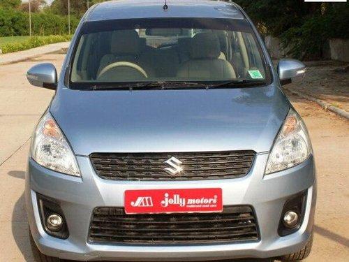 Used Maruti Suzuki Ertiga ZDI 2012 MT for sale in Ahmedabad
