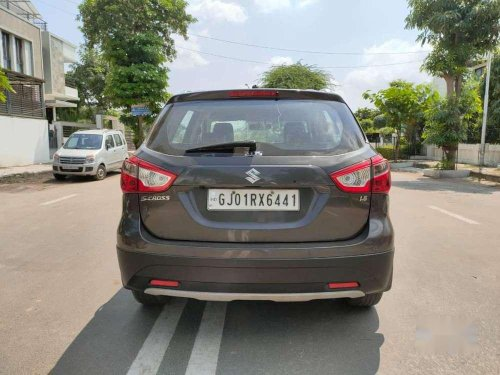 Used Maruti Suzuki S-Cross Zeta 1.3, 2017, MT in Ahmedabad