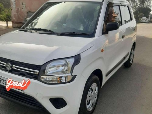 Used Maruti Suzuki Wagon R LXI 2020 MT for sale in Rampur