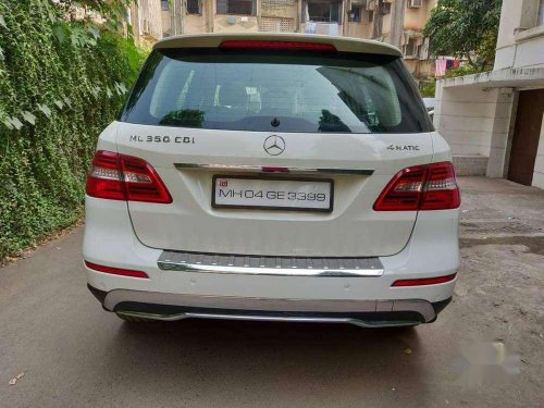 Used 2013 Mercedes Benz M Class AT for sale in Mumbai -5