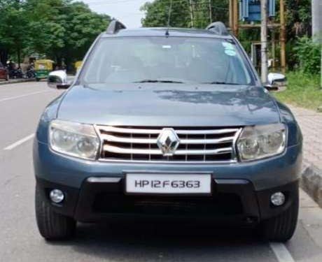 Renault Duster 85 PS RXL, 2012, MT for sale in Chandigarh