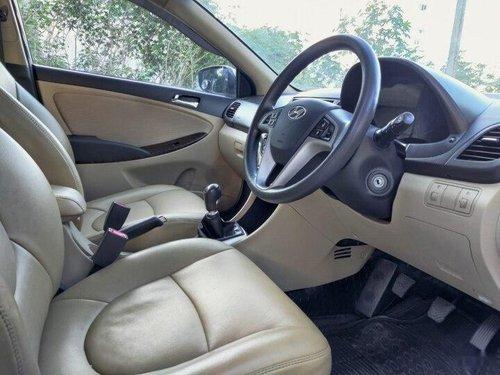 Hyundai Verna 1.6 SX VTVT 2013 MT in Bangalore