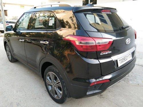 Used Hyundai Creta 2016 AT for sale in Hyderabad