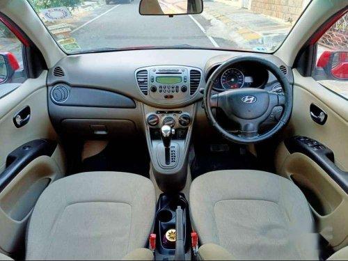 Used Hyundai I10 Sportz 1.2 2010 AT for sale in Nagar