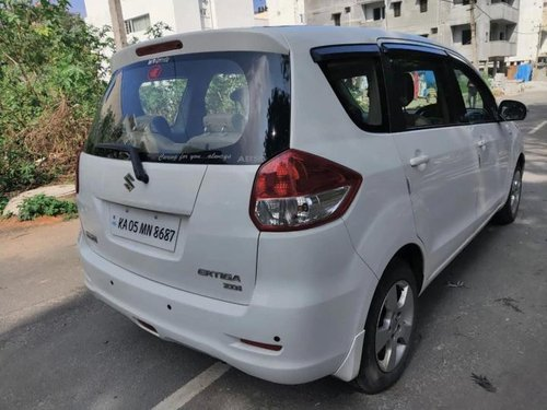 Used Maruti Suzuki Ertiga ZDi 2013 MT in Bangalore