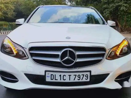 Used Mercedes-Benz E-Class E250, 2015, AT in Gurgaon