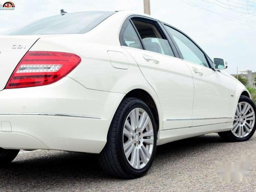 Used Mercedes-Benz C-Class 2012 AT for sale in Karnal