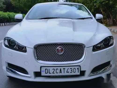 Used 2014 Jaguar XF Diesel AT for sale in Gurgaon -9