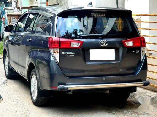 Used Toyota Innova Crysta 2017 MT for sale in Chennai
