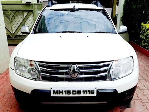 Used Renault Duster 2012 MT for sale in Nashik