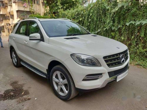 Used 2013 Mercedes Benz M Class AT for sale in Mumbai -3