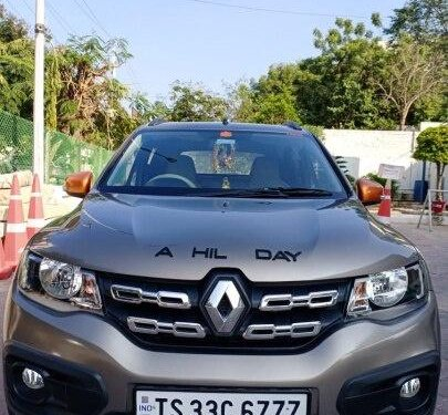 Used Renault Kwid 2019 MT for sale in Hyderabad