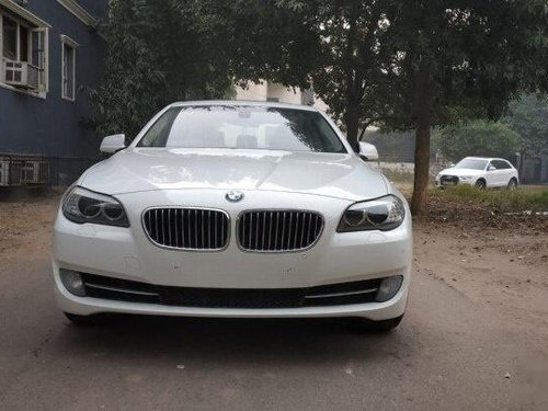 Used 2013 BMW 5 Series 520i AT for sale in Gurgaon