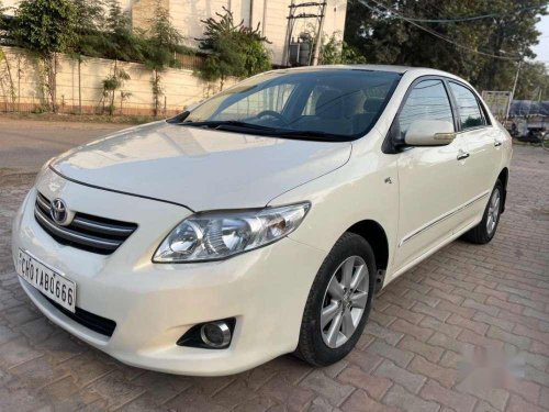 Used Toyota Corolla Altis G 2010 MT for sale in Chandigarh