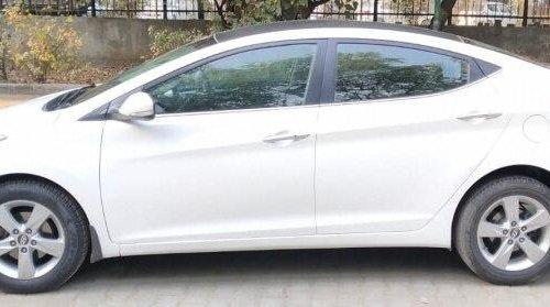 Used Hyundai Elantra 2016 AT for sale in New Delhi