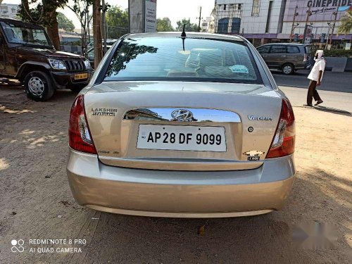 Used 2009 Hyundai Verna AT for sale in Hyderabad