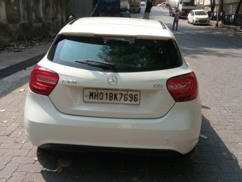 Used Mercedes-Benz A-Class A180 CDI 2014 AT in Mumbai