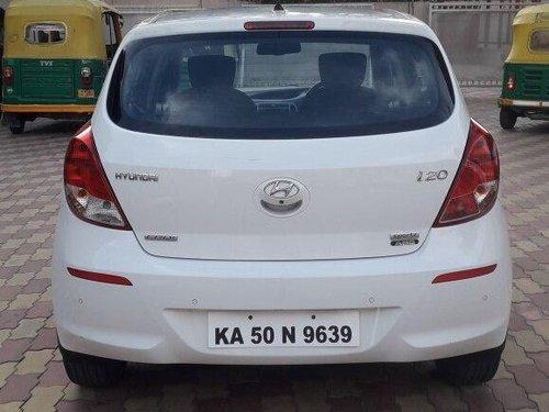 Used Hyundai i20 Sportz Option 2012 MT in Bangalore