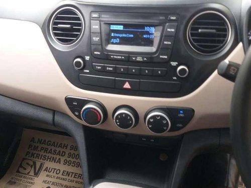 Used Hyundai Grand i10 Asta 2016 MT for sale in Vijayawada