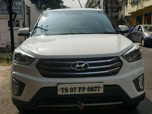 Hyundai Creta 1.6 SX 2017 MT for sale in Hyderabad