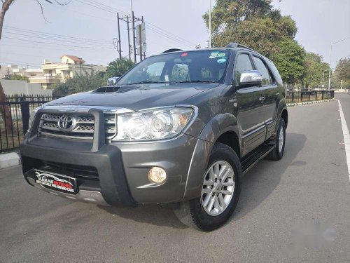Used Toyota Fortuner 2009 MT for sale in Patiala