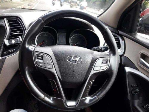 Hyundai Santa Fe 2 WD, 2015, AT for sale in Mumbai
