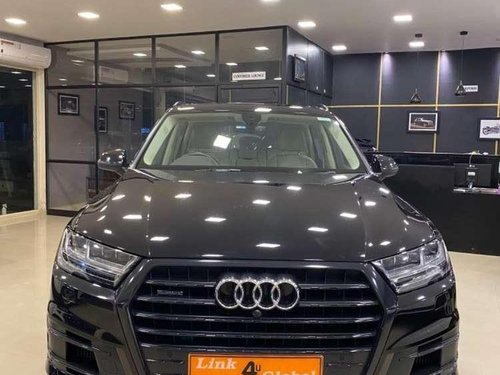 Used Audi Q7 2019 AT for sale in Thiruvananthapuram