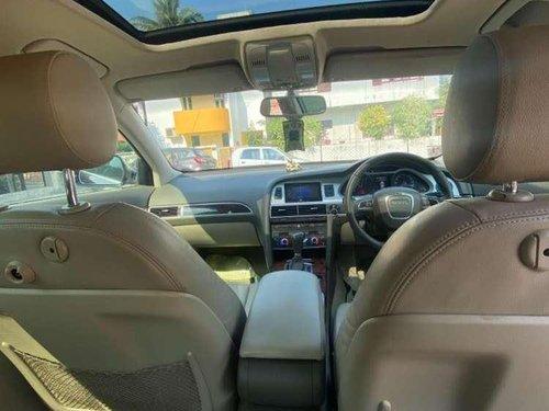 Used 2011 Audi A6 2.7 TDI AT for sale in Vadodara