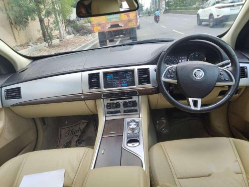 2013 Jaguar XF Diesel AT in Hyderabad-5