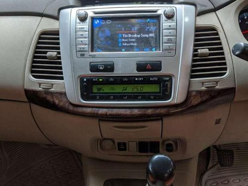 2013 Toyota Innova MT for sale in Hyderabad-0