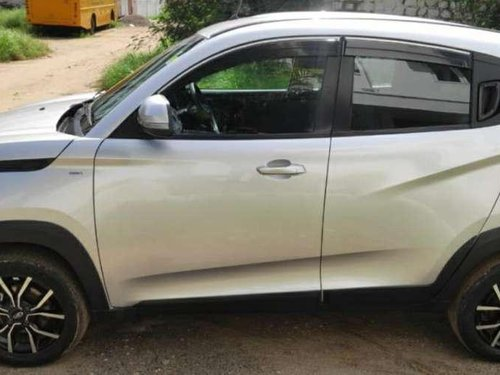 Used 2017 Mahindra KUV100 MT for sale in Coimbatore