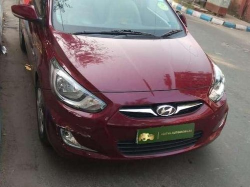 2013 Hyundai Fluidic Verna MT for sale in Kolkata