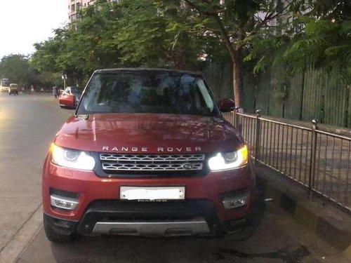 2019 Land Rover Range Rover Sport TDV6 AT in Mumbai