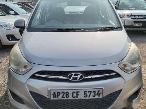 Used 2011 Hyundai i10 Magna 1.2 MT for sale in Hyderabad